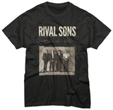 Rival Sons - Great Western Valkyrie T-shirts