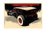Ratrod Prints by Jeral Tidwell