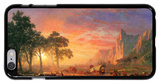 The Oregon Trail iPhone 6 Plus Case by Albert Bierstadt