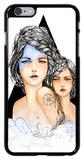 Aqua iPhone 6 Plus Case by Charmaine Olivia