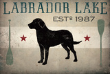 Labrador Lake Posters by Ryan Fowler