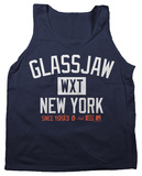 Tank Top: Glassjaw - WXT GJNY Block Tank Top