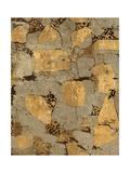Gilded Stone Gold I Prints by Hugo Wild