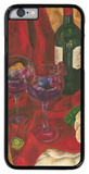 Wine Indulgences II iPhone 6 Case by Jennifer Goldberger