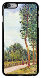 Banks of the Loing in Moret iPhone 6 Plus Case by Alfred Sisley