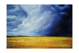 Great Plains Giclee Print by Sydney Edmunds