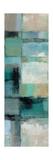 Silvia Vassileva - Island Hues Panel I Reprodukce