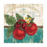 Heirloom Tomatoes Prints by Marie-Elaine Cusson