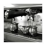 Coffeehouse II Crop Reprodukcje autor Laura Marshall