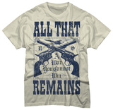 All That Remains - Pistols T-shirts