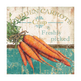 Garden Carrots Posters by Marie-Elaine Cusson