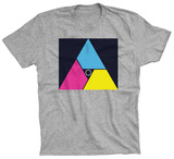 Animals As Leaders - Multicolor Triangle T-shirts