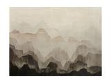 Distant Vistas Reproduction procédé giclée par Farrell Douglass