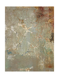 Aged Wall IV Gicleetryck av Alexys Henry