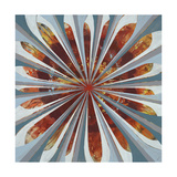 Spectrum of Fall Giclee Print by Sydney Edmunds