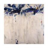 Beethoven in Blue Giclée-Druck von Jodi Maas
