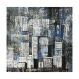 High Rise Giclee Print by Alexys Henry