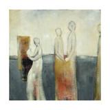 Conversation Giclée-tryk af Kari Taylor
