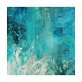 Aqua Falls Giclee Print by Jodi Maas