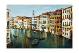 Venice in Spring Giclee Print by Sydney Edmunds