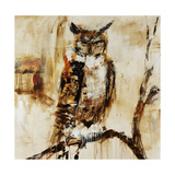 Owley Giclee Print by Jodi Maas