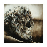 King of the Land Giclee Print by Sydney Edmunds