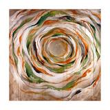 Solar Ring Giclee Print by Rikki Drotar