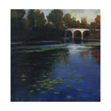Bridge Over Water Giclee Print by Tim O'toole