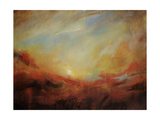 Sky Aglow Giclee Print by Tim O'toole