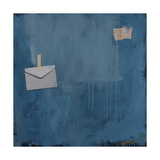 Love Letter Giclee Print by Clayton Rabo
