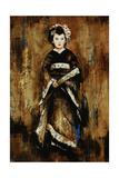 Kimono Giclee Print by Sydney Edmunds