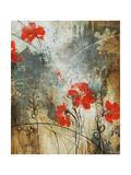 Verdant Gardens Giclee Print by Rikki Drotar