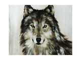 Into the Grey Giclee Print by Sydney Edmunds