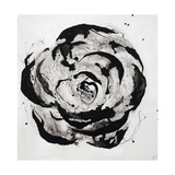 Black and White Bloom I Giclee Print by Sydney Edmunds