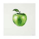 Manzana verde Lámina giclée por Sydney Edmunds