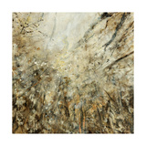 Resin Branches Giclee Print by Jodi Maas