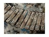 Key Words I Giclee Print by Sydney Edmunds