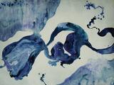 Indigo III Giclée-Druck von Kari Taylor