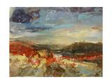 Landscape Study Giclee Print by Jodi Maas