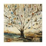 Merkaba Tree Giclee Print by Jodi Maas