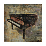 Baby Grand Giclee Print by Alexys Henry