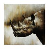 Rhino Giclee Print by Sydney Edmunds