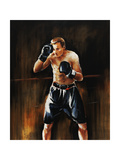 Ringside Giclee Print by Sydney Edmunds