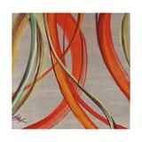 Swirl Pearl Giclee Print by Farrell Douglass