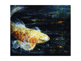 Big Fish Giclee Print by Farrell Douglass