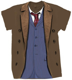 Doctor Who - 10th Doctor Costume Shirt