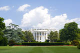 The White House Photographic Print by  chrishowey