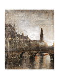 European Bridge Giclee Print by Alexys Henry