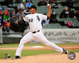 Jose Quintana 2014 Action Photo