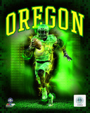 University of Oregon Ducks Player Composite Photo